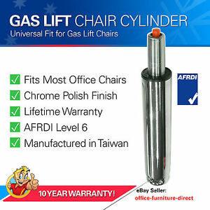 new gas lift cylinder pneumatic office executive chair chrome strut