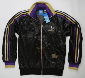 Adidas Chile 62 Rasta Tracksuit Jacket | Tracksuit jacket