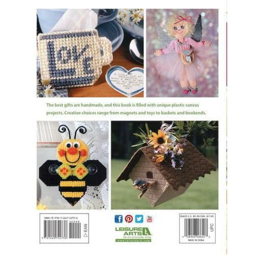 Leisure Arts-cadeaux Galore in Plastic Canvas Pattern Book