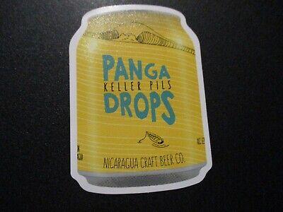 UPPER HAND BREWERY Est MICHIGAN 2014 Escanaba 4 1//2 inch Beer STICKER Label