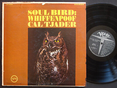 Cal Tjader Soul Bird Whiffenpoof Lp Verve Records Sw 91139 Us 1965 Latin Jazz Ebay