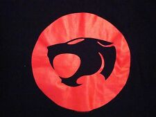 ThunderCats Thunder Cats Japanese Anime Cartoon TV Show Souvenir Black T Shirt M
