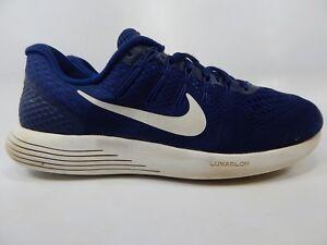 54c726f1979b Nike Lunarglide 8 Size US 10 M (D) EU 44 Men s Running Shoes Blue ...