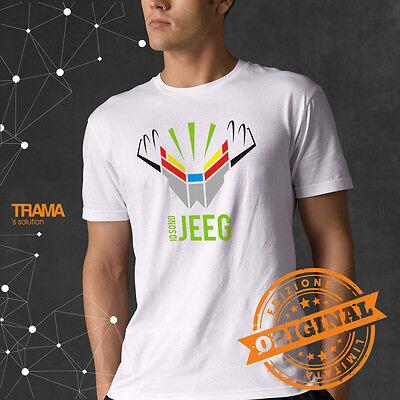 Super Eroi T-shirt / Maglietta Jeeg Edizione Limitata 2017