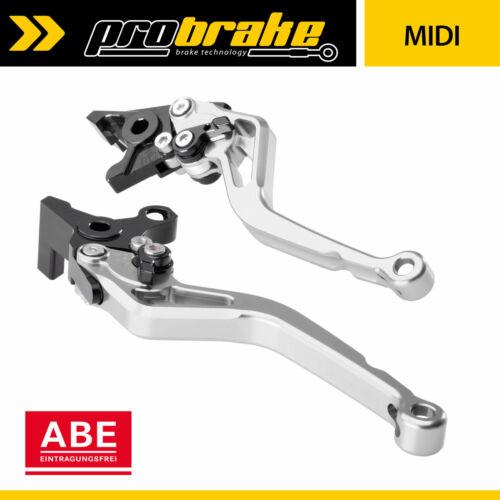 11-16 Bremshebel Kupplungshebel MIDI für Ducati Diavel G1 probrake