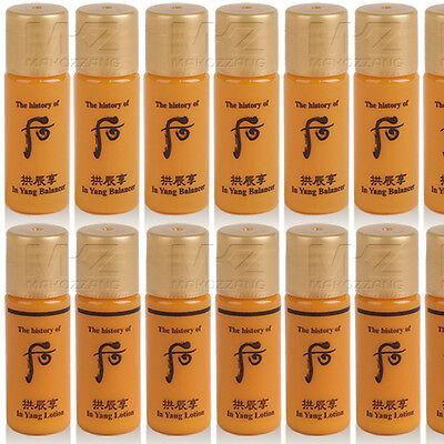 The history of Whoo In Yang Balancer Lotion Set 20pcs 120ml Korean Cosmetic+Gift