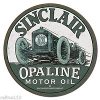 Sinclair - Race Car Vintage Style Metal Signs Man Cave Garage Decor 69