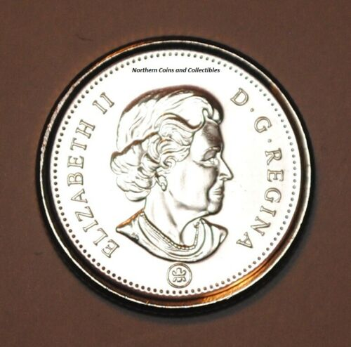 Canada 2012 BU Nice UNC 10 cent Canadian Dime from mint roll