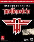 Official Strategy Guides: Return to Castle Wolfenstein : Prima's Official Strategy Guide by Prima Temp Authors Staff (2001, Paperback)