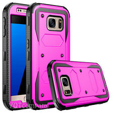 Defender Rugged Case for Samsung Galaxy S8 / Plus Cover w/Belt Clip Accessories