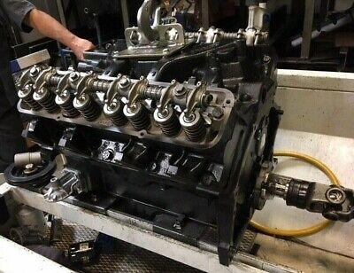 [SCHEMATICS_4US]  X FORD THUNDERBIRD GALAXIE FE 390 FE390 ENGINE LONG BLOCK 1962 62 OEM   eBay   Fe 390 Engine Diagrams On      eBay