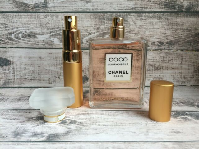 Chanel Coco Mademoiselle Eau de Parfum 15ml Decant Atomizer Spray + Gift
