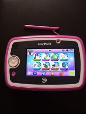 LeapFrog LeapPad 3 Kids' Learning Tablet Pink