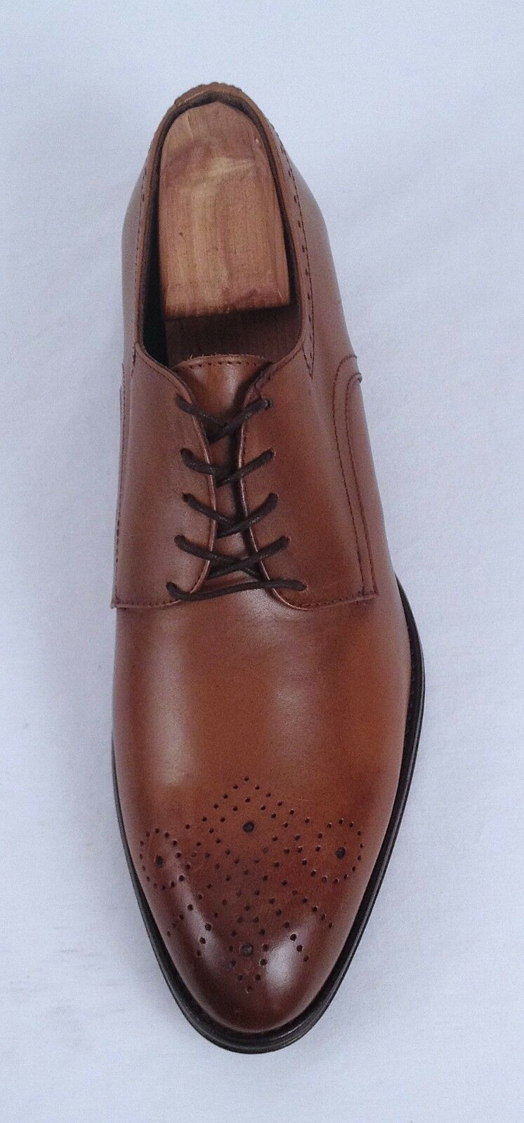 NEW!! To Boot New York Medallion Toe Oxford- M- Brown- Size 10 M- Oxford-  398 44caff