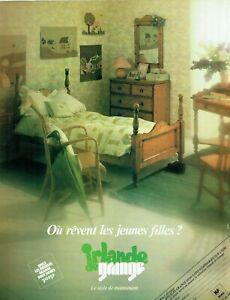 Publicite Advertising 109 1979 Meubles Grange Chambre A Coucher Irlande Ebay