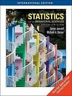 Statistics for the Behavioral Sciences by James Jaccard, Michael Becker (Paperback, 2009)