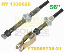1339626 Hyster Accelerator Cable 56 5800082 60 For Yale Mazda 20l Fe Motor