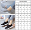 Womens-Mesh-Slip-On-Trainers-Casual-Breathable-Gym-Sports-Sneaker-Fitness-Shoes thumbnail 2