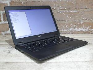"""Dell Latitude E7250 12.5"""" Laptop i5 5th Gen 128 GB 4 GB Win 10 Grade C 431869"""