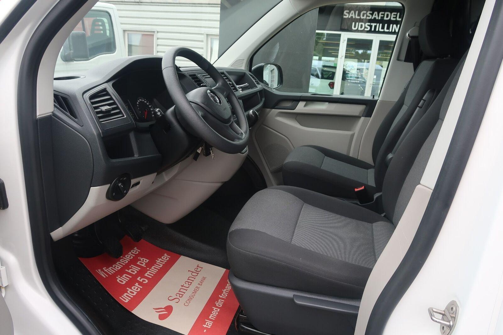 VW Transporter 2017