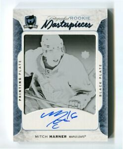 2016-17-The-Cup-Auto-Rookie-1-1-Printing-Plate-Black-Mitch-Marner-ULT-149