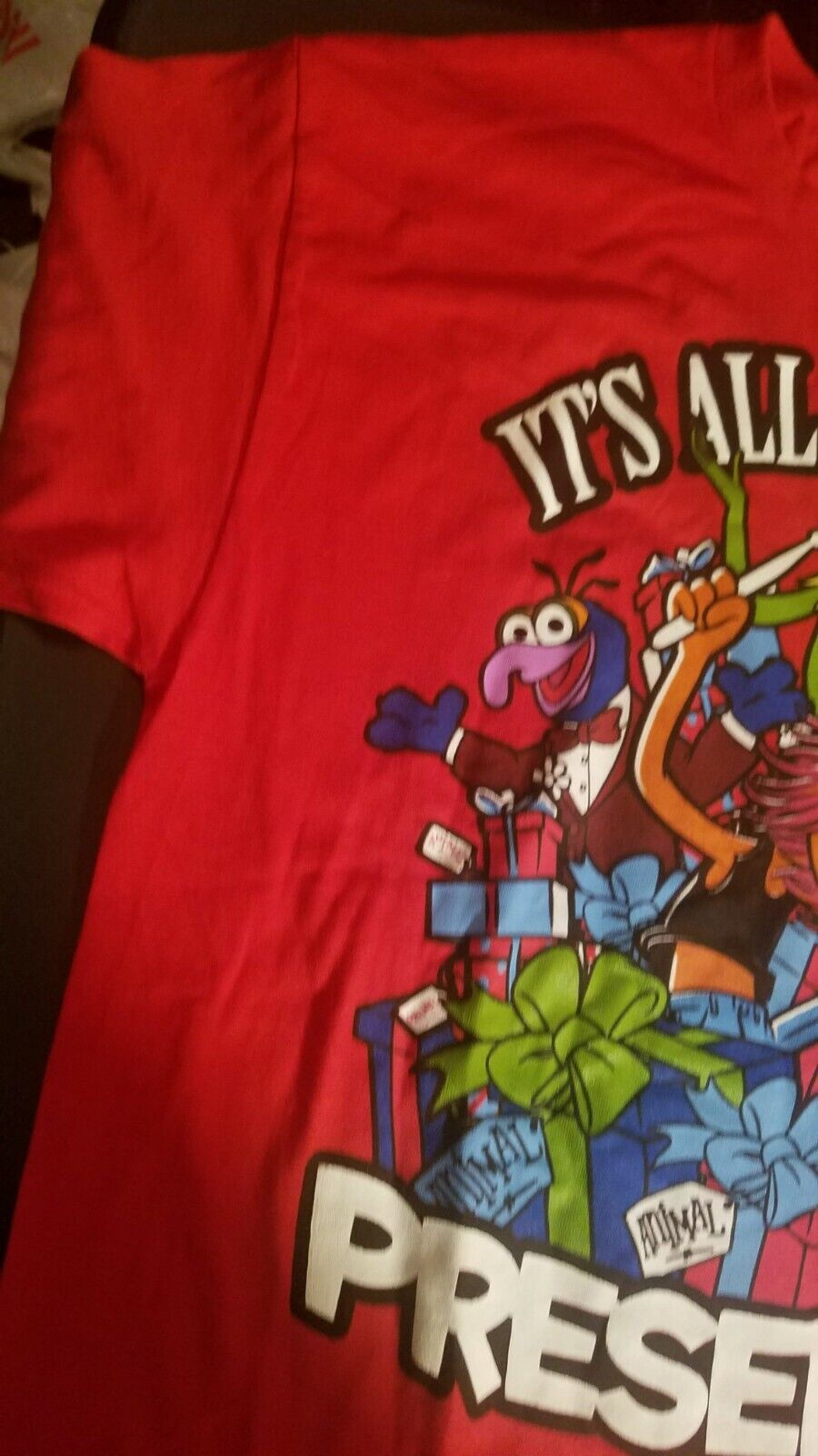 """The Muppets Christmas Holiday Birthday """"It's All … - image 2"""