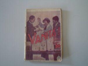 PICCOLO-CINE-ROMANZO-VANITA-039-COPERTINA-CLAUDETTE-COLBERT-ANNO-1936