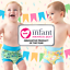 Splash-About-Happy-Nappy-Essentials-Set-Cotton-Wrap-Liners-Swim-Baby-Toddler thumbnail 6