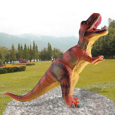 Large Soft Stuffed Rubber Dinosaur T-Rex Tyrannosaurus Play Toys Figures Gifts