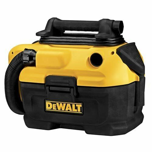 DCV581H DeWALT 18//20V MAX* Cordless//Corded Wet-Dry Vacuum