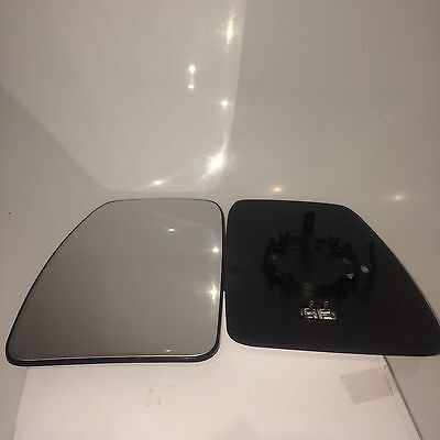 Left hand passenger side for Renault Clio 2005-2009 heated wing mirror glass