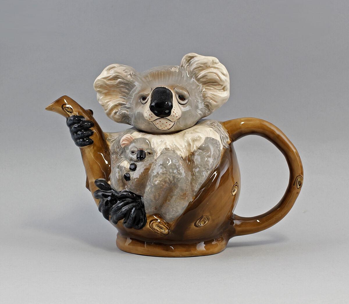 Design-Kanne Keramik Koala Jameson&Tailor 9952054