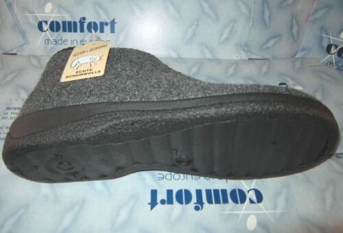 feutre pantoufles maison de Bottes chaude de de 48 40 laine d'hiver pure pantoufles Puschen Afwwxq