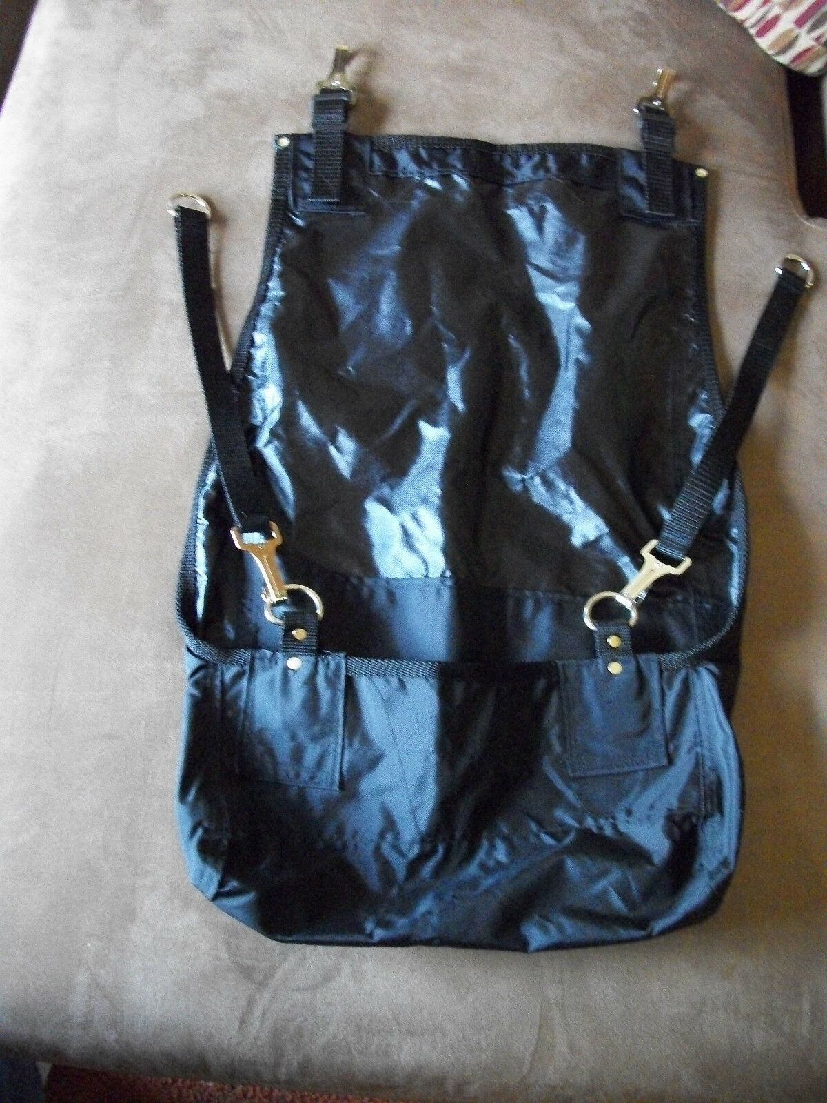 Poop Diaper Bag for MINI Horse Carts and Carriages Made To Order