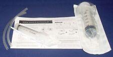 Hydraulic Brake Bleed Kit - For Shimano Brakes Syringes & Silicone Tubing