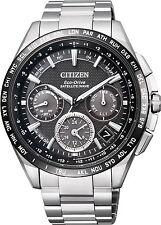 Citizen Mens CC9015-54E Promaster GPS F900 Satellite Wave Air Titanium watch.