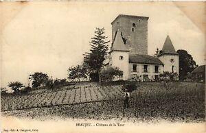 CPA-Beaujeu-Chateau-de-la-Tour-636582