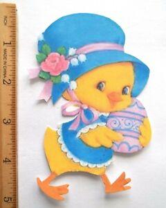 3D UPick Easter Chicks Bears Bunnies Scrapbook Card Making Embellishment