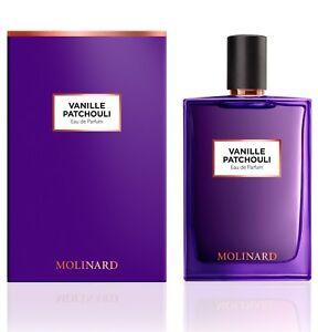 Vanille-Patchouli-by-Molinard-EDP-Eau-de-Parfum-Spray-2-5-fl-oz-75-ml-NEW