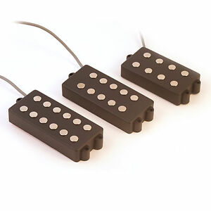 4 5 or 6 string bass coil tap humbucker pickup for olp musicman stingray ebay. Black Bedroom Furniture Sets. Home Design Ideas