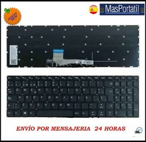 Tastiera-Spagnolo-Nuovo-Portatile-Lenovo-Ideapad-510S-15ISK-9Z-NCRSN-10S-TEC7