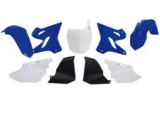 YAMAHA YZ 125 250 02-14 PLASTIKIT KIT PLASTIK KUNSTOFFTEILE AIRBOX BLAU RESTYLE