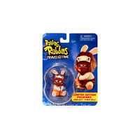 2.5 Caveman Figure Raving Rabbids Travel In Time Ubisoft Limited Edition Rayman