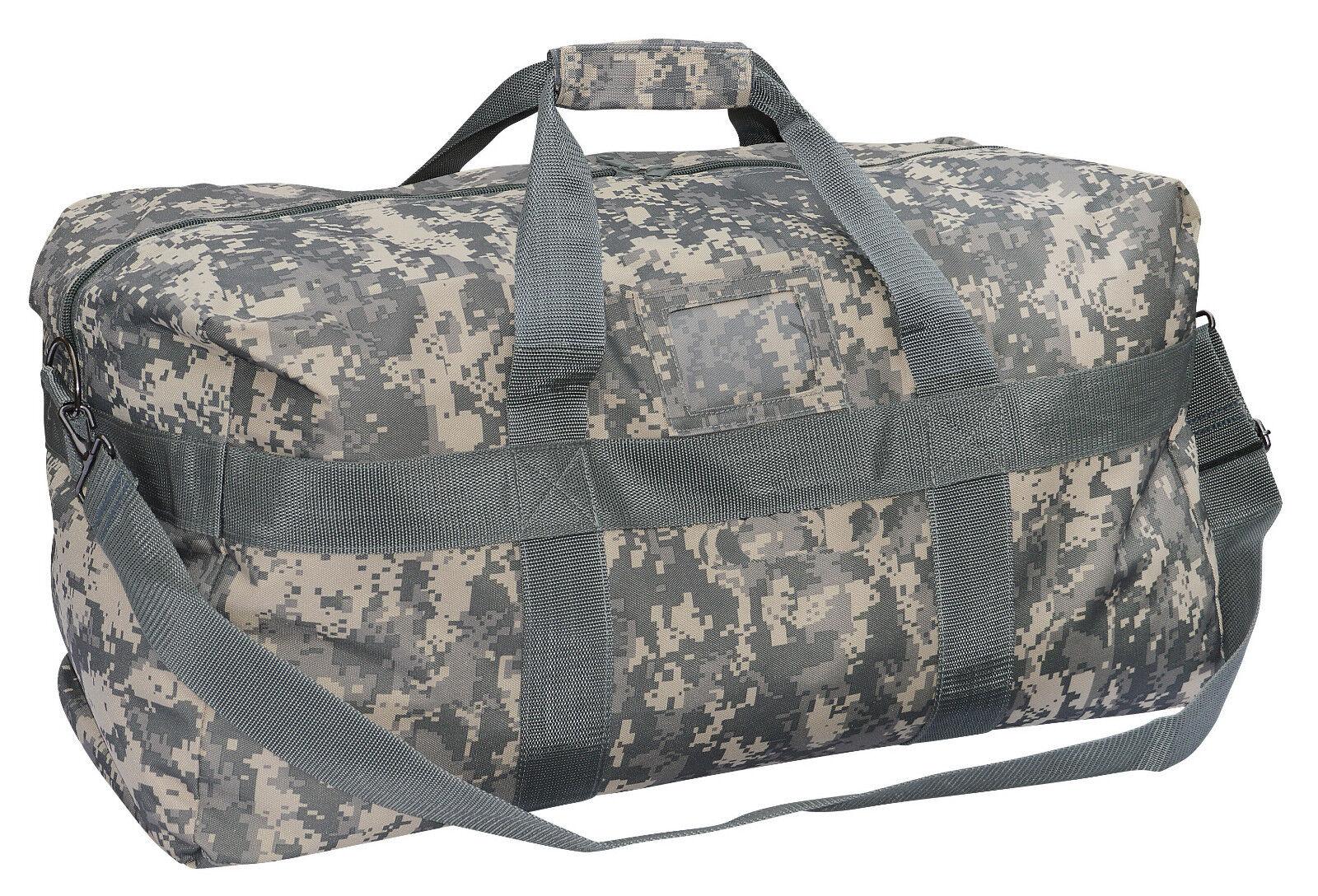 US Army Airforce Bag Borsa Borsa Borsa sportiva borsa da viaggio resistente all'acqua 57l ACU DIGITAL 7b90d4