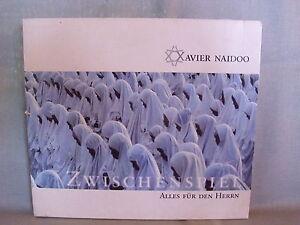 Xavier Naidoo- Zwischenspiel/ Alles für den Herrn- 2 CDs- Digipak