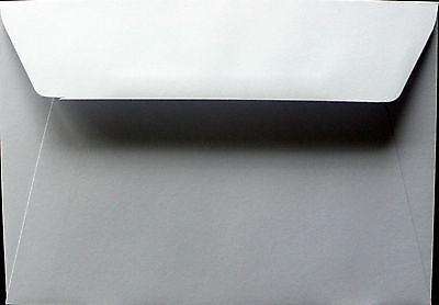 50 Briefumschläge Din C6 Weiß 120g Briefumschlag Umschlag Ohne Fenster