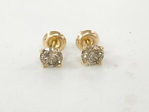 1-52-ct-ROUND-CUT-diamond-stud-earrings-MARTINI-14k-YELLOW-GOLD-J-K-SI1
