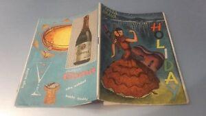 Costa Brava Holiday Programa Gafas Y Atracciones 1961 ABE