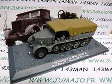 PZ26 Tank militaire 1/72 PANZER n°26 Zugkraftwagen 18t FAMO SdKfz 9 URSS 1941