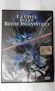 Dvd Anime Used La Città Delle Bestie Incantatrici Ebay